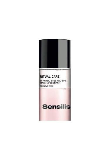 Sensilis  Tüm Ciltler İçin Iki Fazlı Makyaj Temizleyici - Eyes&Lips Make Up Remover 150 Ml  Renksiz